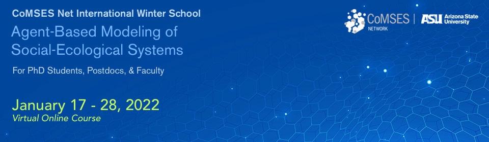 CoMSES Net International Winter School